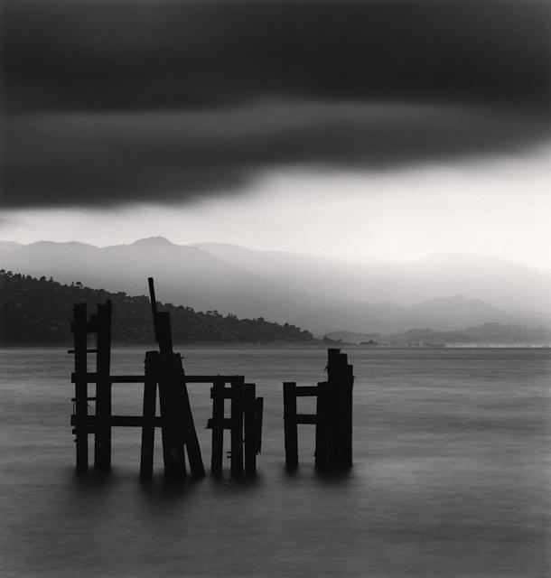 , 'Alcatraz prison boat, landing, Fort Mason, San Francisco CA.,' 2002, Galería Quetzalli