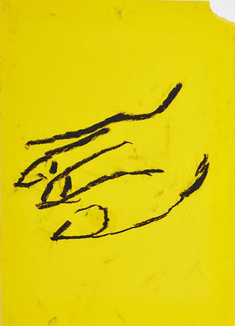 , 'Snap Finger,' 2016, WHATIFTHEWORLD
