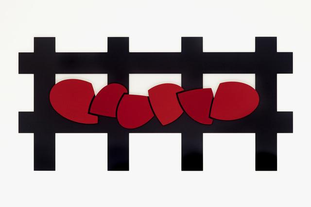 Mel Katz, 'Grid', 2018, Russo Lee Gallery