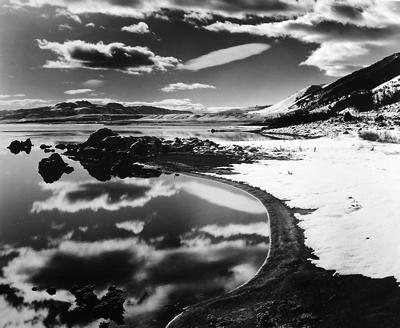 Brett Weston, 'Mono Lake', 1955, Weston Gallery