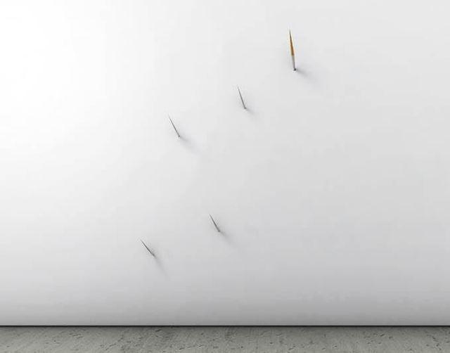 , 'Dardos,' 2016, Alejandra von Hartz Gallery