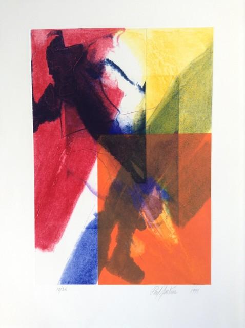 Paul Jenkins, 'As Above So Below', 1991, Sigrid Freundorfer Fine Art
