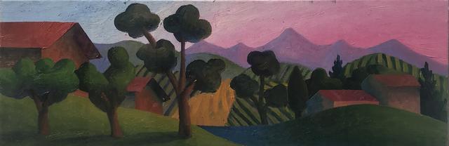 Salvo, 'Costigliole', 2008, Bugno Art Gallery