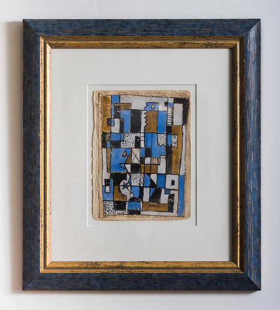 , 'Constructivocon Azul,' 1947, Fromkin Fine Art