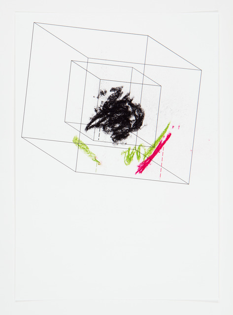 , 'Impossible Pictures  (Brain image in double Necker cube II),' 2013, OSL Contemporary
