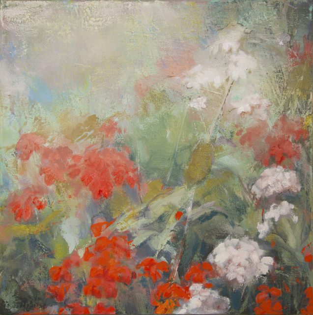 , 'Crimson Glow,' 2018, Sorelle Gallery Fine Art