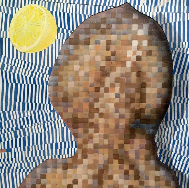 , 'Hard Feelings #4 (Lemon Sun, Censored Sphinx),' , Sara Nightingale Gallery