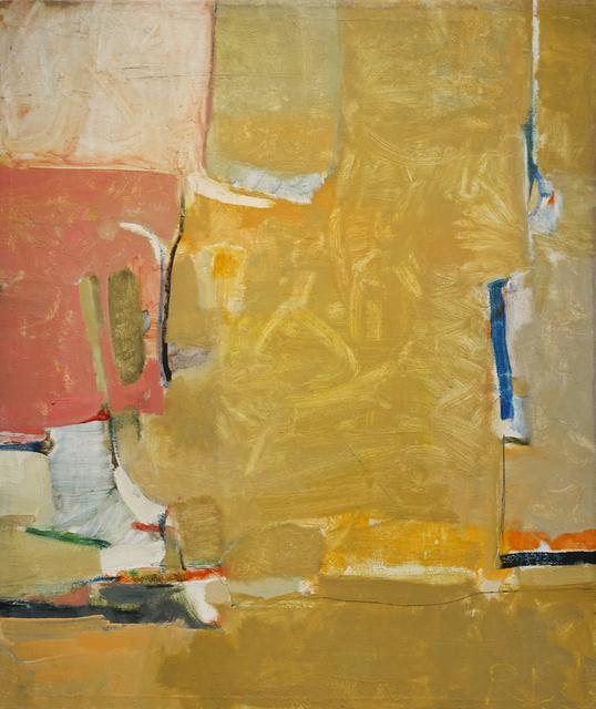 , 'Inscape (Urbana Series),' 1953, Hollis Taggart
