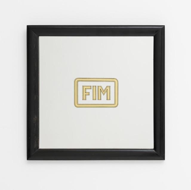, 'Espelho com Fim,' 1974, Bergamin & Gomide