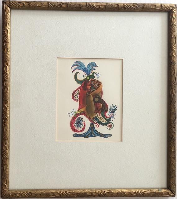 Richard Beaulieu, 'Mayan', Unknown, Puccio Fine Art