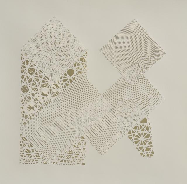 Tahiti Pehrson, 'Intersecting Planes', 2015, Joseph Gross Gallery