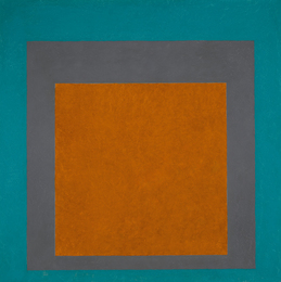 Josef Albers, 'Homage to the Square: Earth and Air,' 1965, Sotheby's: Contemporary Art Day Auction
