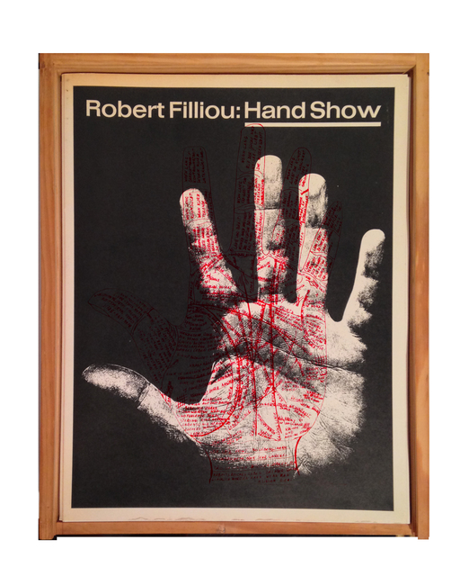 , 'Hand Show,' 1967, Zucker Art Books