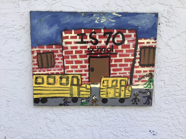 , 'I.S. 70 School ,' 2008, IAZ Art Gallery