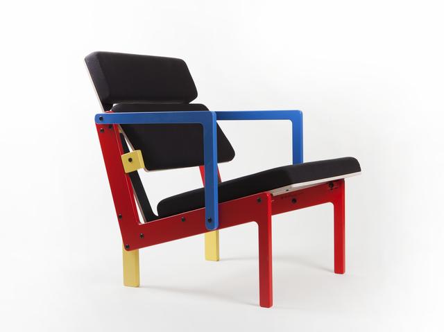 , 'Armchair,' 2015, Gallery Lemmetti
