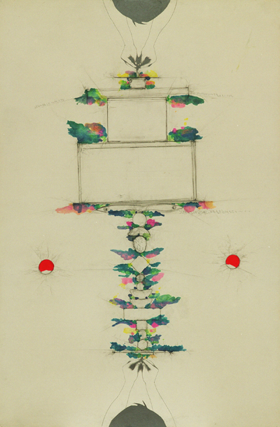 , 'Tra sè e sè, (Between self and self) ,' 1987, Noire Gallery