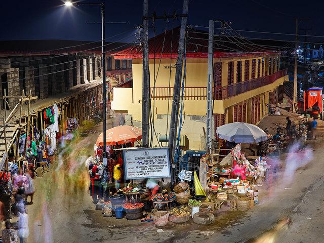 , 'Display, Lagos ,' 2014, Galerie Ron Mandos