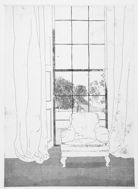 David Hockney, 'Illustrations for Six Fairy Tales from the Brothers Grimm (portfolio)', 1969, Stubbs Fine Art