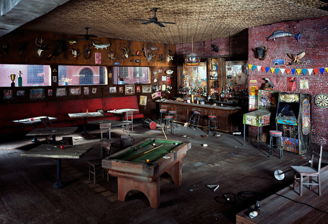 , 'Bar,' 2009, ClampArt