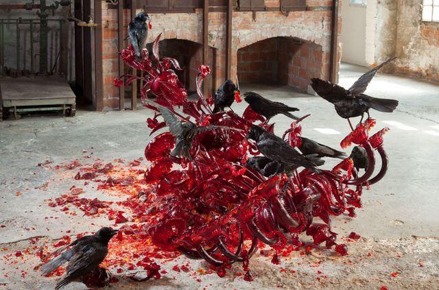 , 'Carroña,' 2011, Fondazione Berengo