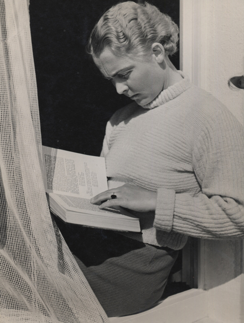 , 'Untitled (Women reading by window with curtain),' , Robert Mann Gallery