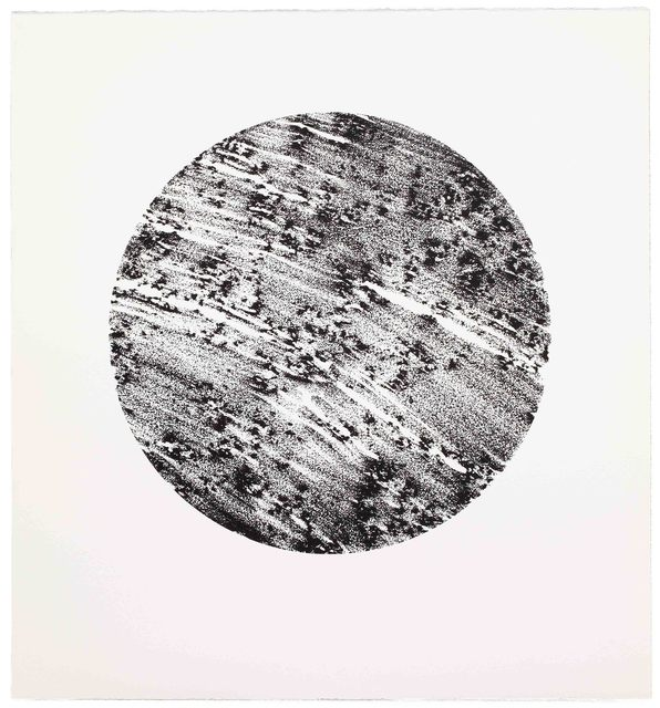 Richard Long, 'Rock Drawings', 1994, Paragon