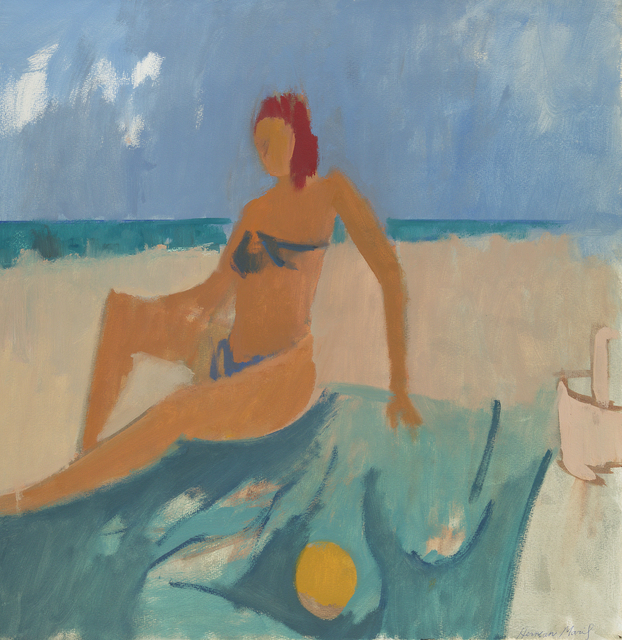 , 'Bikini Figure,' 1961, Debra Force Fine Art