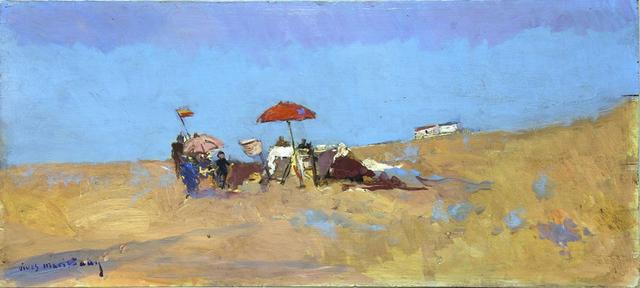 , 'Campamento Gitano (Gypsy Camp),' , Gallery 901