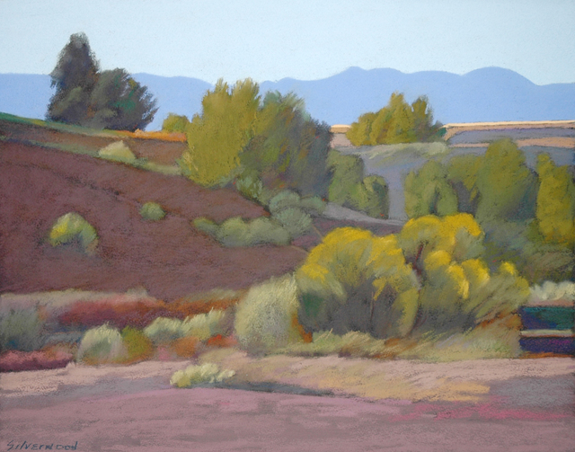, 'Arroyo Shadows,' , Ventana Fine Art