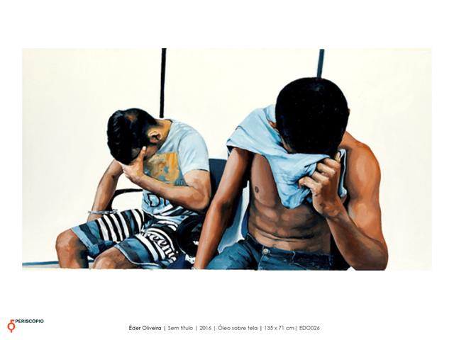 Éder Oliveira, 'Untitled', 2016, Periscopio