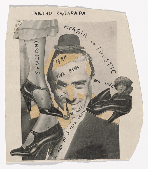 , 'Tableau Rastadada,' 1920, The Museum of Modern Art