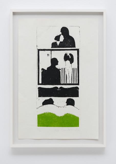 , 'Sem título,' 1967, Bergamin & Gomide