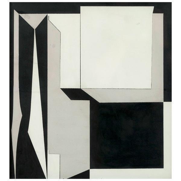 Victor Vasarely, 'Akka', 1949, Caviar20