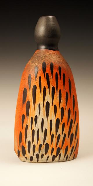 , 'Avery Teardrop Bottle,' 2017, Springfield Art Association
