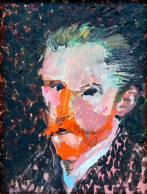 , '2 - Van Gogh,' 2018, Albareh Art Gallery