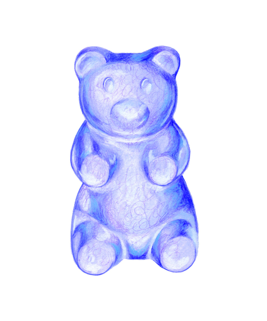 , 'Gummy Bear Blue,' 2017, ArtStar