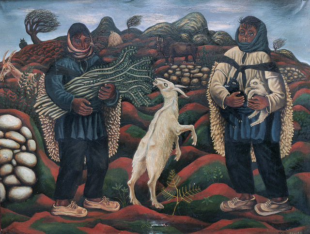 , 'Guishan Series: Gift from the Red Earth,' 1987, Alisan Fine Arts