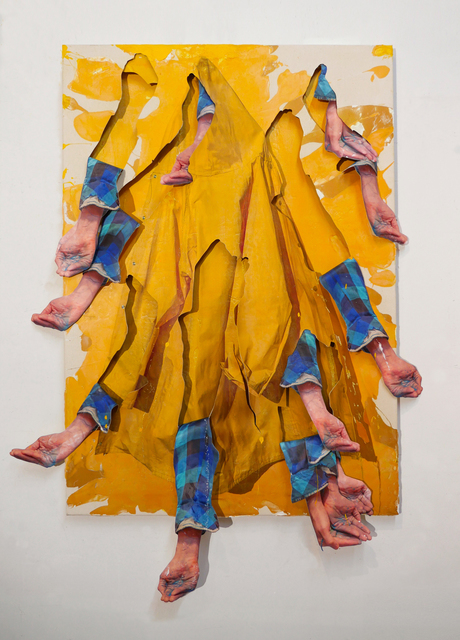 , 'Catching Rain,' 2019, Halsey McKay Gallery