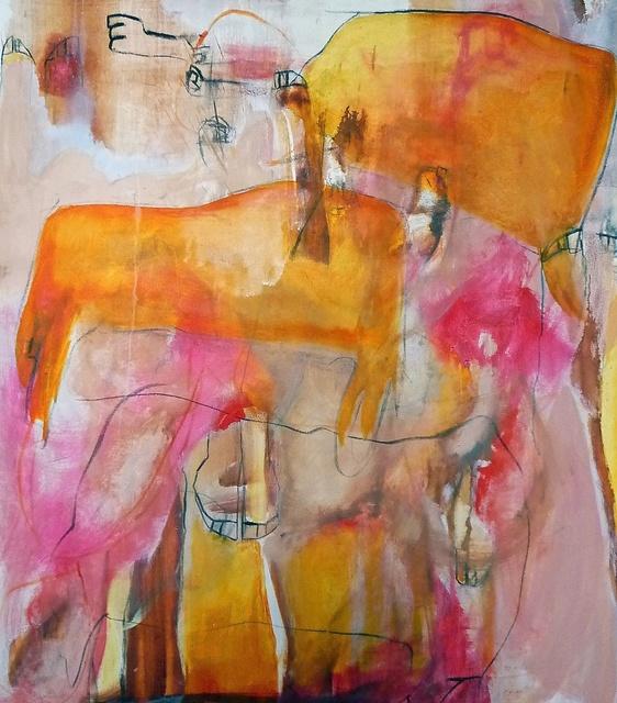 , 'Bison Stack,' 2010, Susan Eley Fine Art