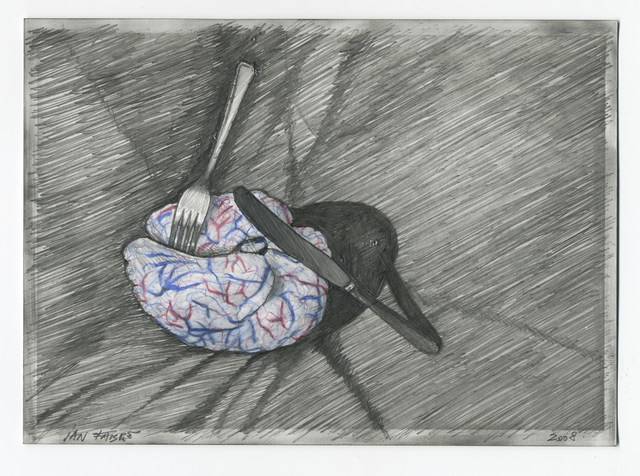 Jan Fabre, 'My mother tastes good', 2008, Studio Trisorio