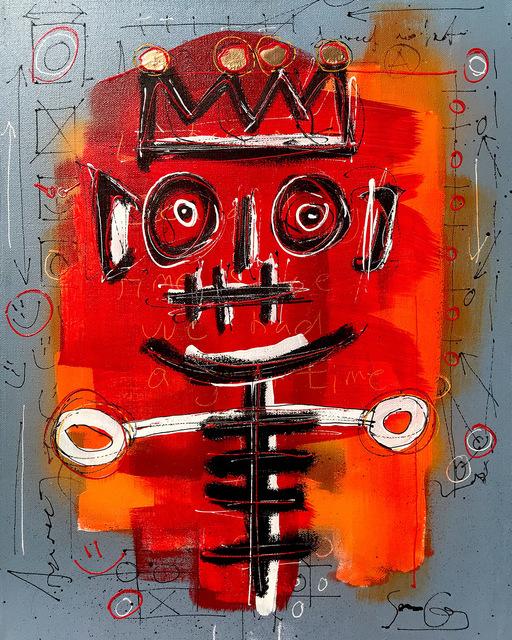 Soren Grau, 'Blue King', 2019, Artspace Warehouse