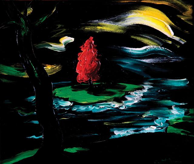 , 'Island in a river,' 1980, Galerie Kornfeld