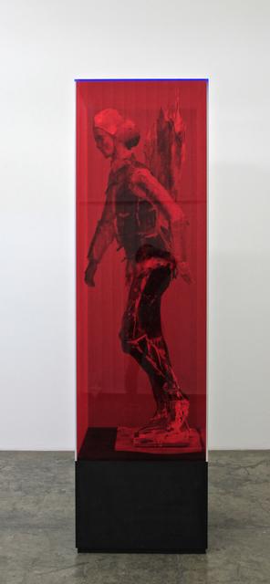, 'Time traveller,' 2014, Luis Adelantado