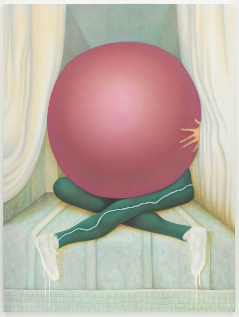 Stuart Hawkins, 'Portrait of a Woman,' 2013, Feuer/Mesler