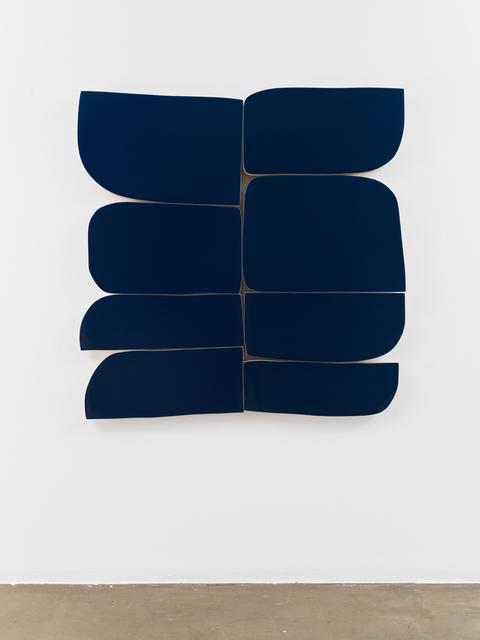 Andrew Zimmerman, 'Silk Blue', 2019, Sears-Peyton Gallery