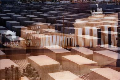 My Own Rave - Berlino (Porta di Brandeburgo + Monumento alle vittime dell'Olocausto)