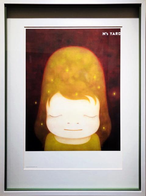 Yoshitomo Nara, 'The Little Star', 2018, Gin Huang Gallery