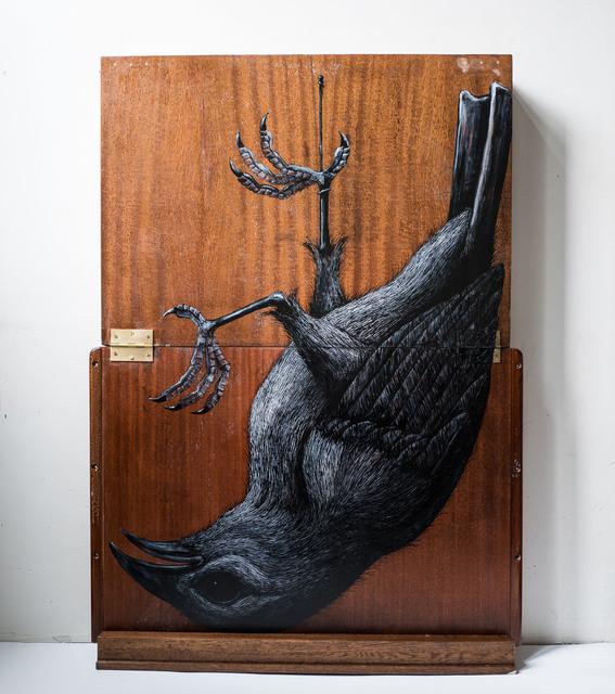 , 'FRINGILLIDAE MMXVIII (Finch),' 2018, The Garage Amsterdam
