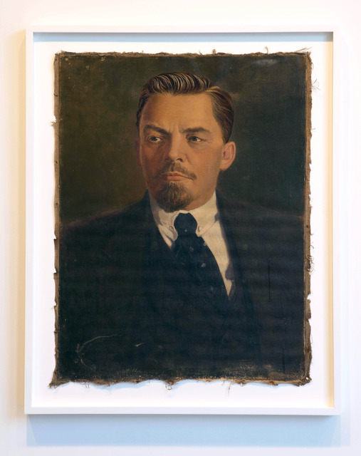 , 'Lenin as Frank Wheeler in Revolutionary Road,' 2013, Jane Lombard Gallery