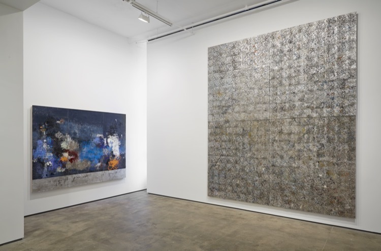 Installation view of Palindrome at Sean Kelly, New York